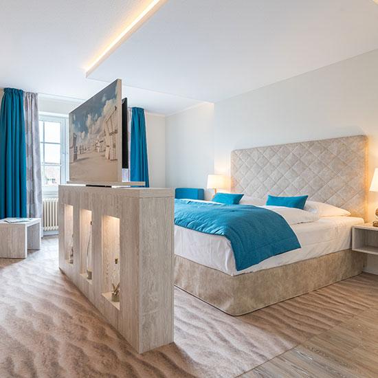 Zimmer im Hotel Kölfhamm
